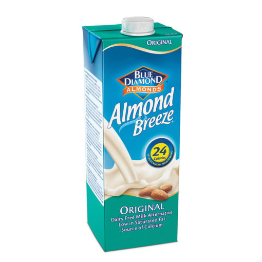 Mandlijook Original Almond Breeze 1L