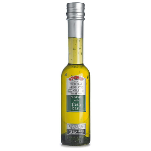 Oliiviõlivärske basiilikugaBorges 200ml