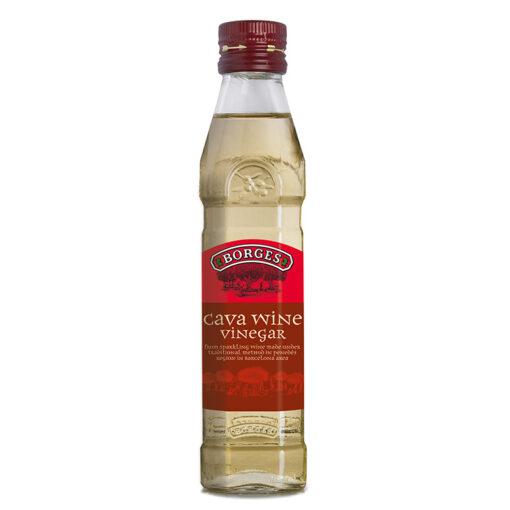 Vahuveini äädikas Borges 250 ml