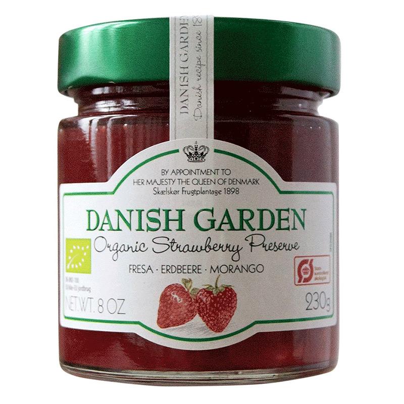 Organic preserves orange Danish Garden 230g - Lejos Eesti OÜ